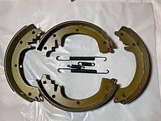 Harley G GE Servicar Brake Shoe & Spring Kit 1951-73 #83350-51 83373-51 83375-51