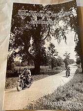 Harley Enthusiast Model Intro Issue 1929 Models Aug 1928 JD JDH DL Single