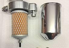 Harley Panhead Rigid Oil Filter Kit OEM# 63800-48 1950-57