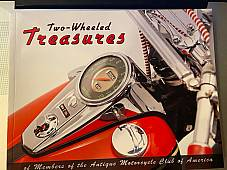 AMCA Two Wheeled Treasures Vintage Harley Indian Pope Henderson Triumph BSA
