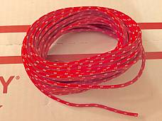 Harley Cloth Covered 16 ga Wiring Wire 100 Ft. Knucklehead Panhead K Model WLA