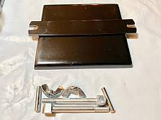 Harley 1929-52 DL RL WL Single 45 Battery Box 66202-29 4404-29 Cad Details Euro