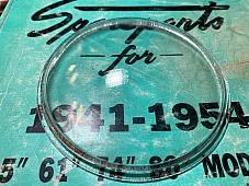 Harley 11371-38 68660-38 Guide S-H2 Spot Lamp Lens Knucklehead Panhead 1938-61