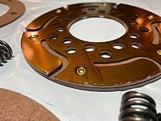 Harley G GE Servicar Clutch Plate Kit 1941-73 OEM# 37952-41 37977-41 37931-41