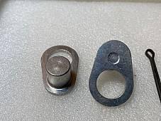 Harley 45711-51A Adjustable Fork Bolts & Locks 50-57 Panhead Servicar Sidecar