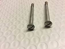 Harley Knucklehead Generator Mounting Screws OEM# 30011-36, 1523-36, 1936-49