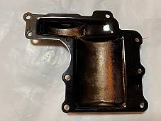 Harley 2270-38 W WL WLD Two Bolt Transmission Top Inspection Cover 1938-40