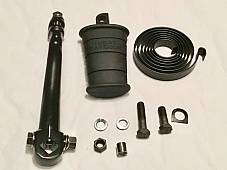 Harley 1954-up Kicker Arm & Pedal Kit w/ NOS Pedal Panhead Shovelhead