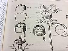 Harley 32594-47 Timer Adjustiing Plate EL FL UL WL XL K 1947-64 Circuit Breaker