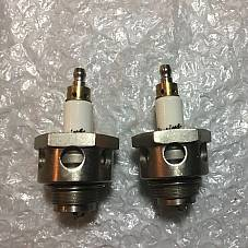 Air Cooled Hit Miss Spark Plugs Stationary Engine Early Auto & Motorcycle 7/8