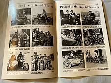 Harley Enthusiast Model Intro Issue 1926 Models Sept 25 JD Single Pea Shooter