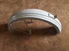 Harley Single Pea Shooter Rear Fender 1926-1928 Replaces OEM 3710-26 European