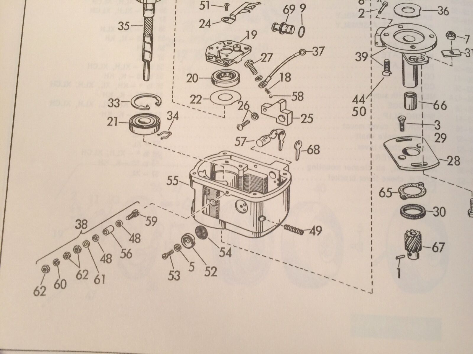 Old Books And Found Some Wiring Diagrams Transmission Related Wiring