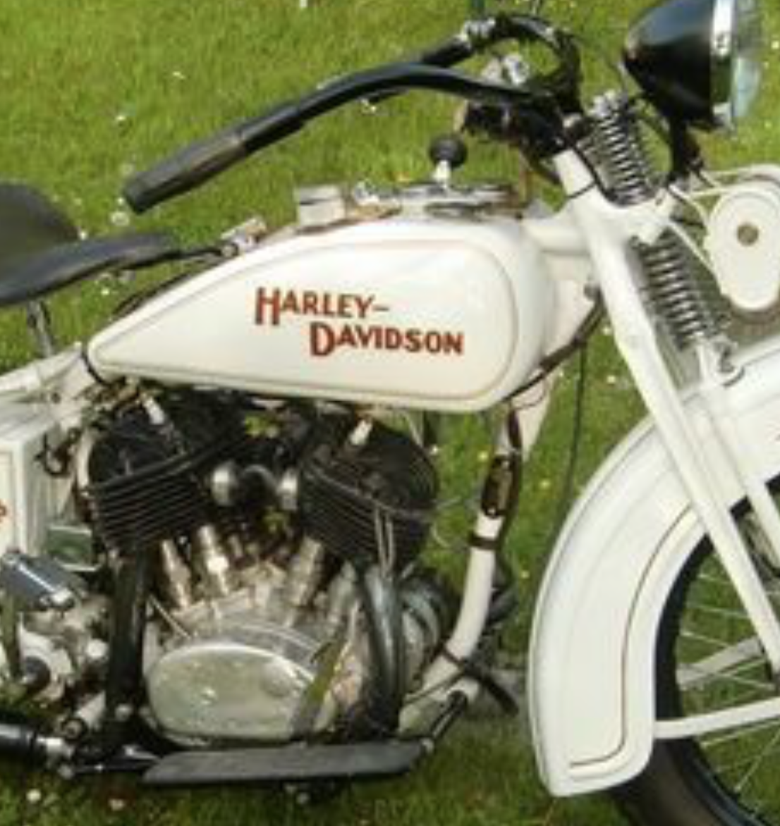 Harley-Davidson 5923-33 Fuel Gas Petrol Tank Decal VL RL